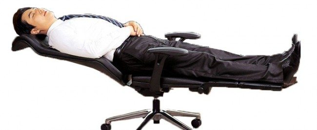 office sleeper. Thanko Anychair Office Sleeper Chair _