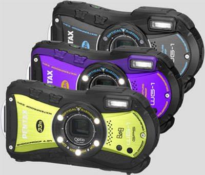 CAMERA CASE BAG FOR pentax Optio WG1 WG-2 W90 /_black