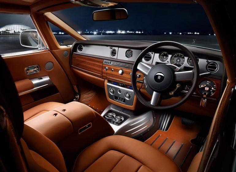 Rolls Royce Limited Edition Phantom Coupe Aviator Gadget Gram