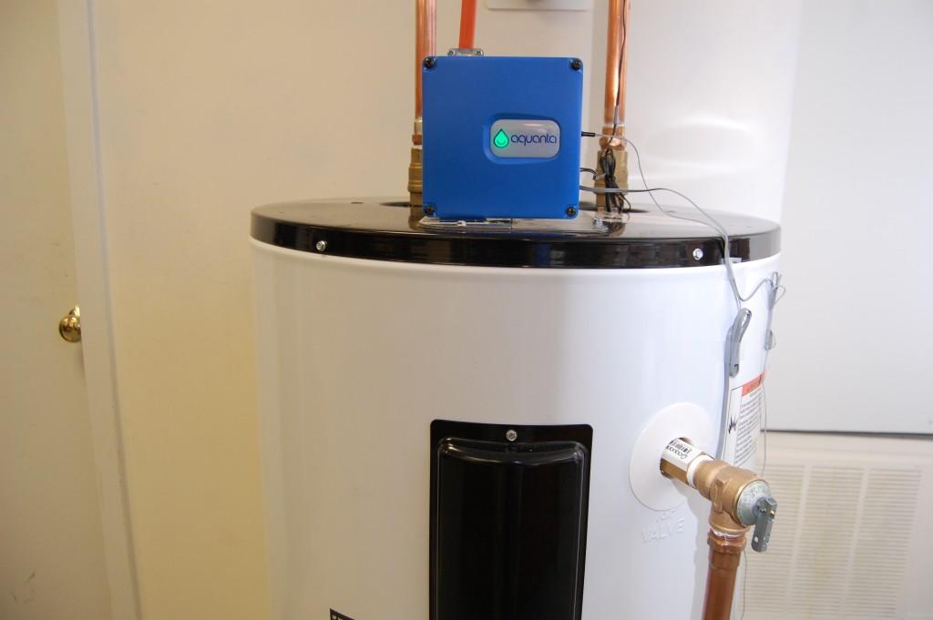 Aquanta Quot Nest Quot Like Smart Water Heater Controller