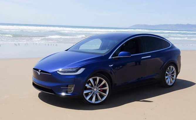 Tesla Model Y Electric Vehicle, Crossover EV Coming in 2020