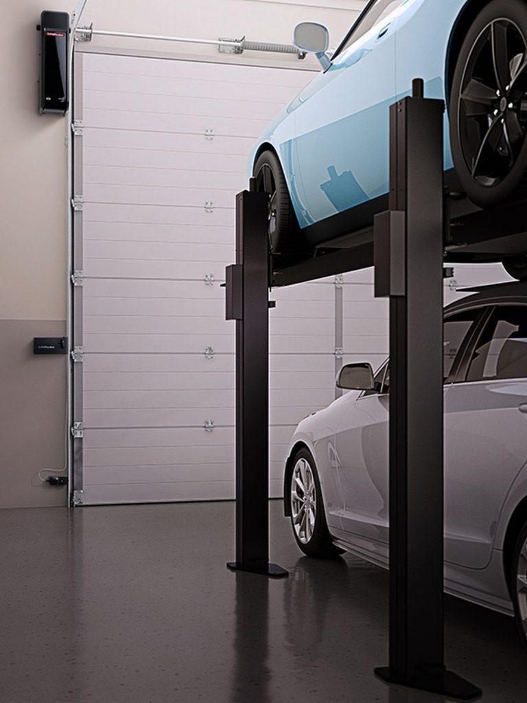 Liftmaster 8500w Elite Series Wi Fi Garage Door Opener