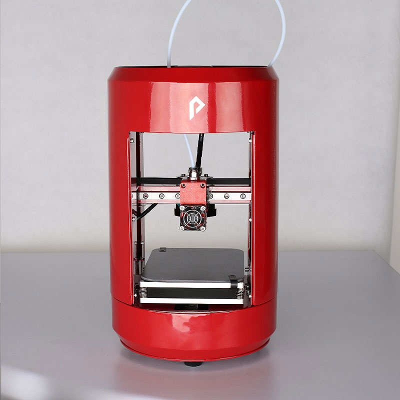 Portable Ant II Mini 3D Printer Is Perfect For DIYers
