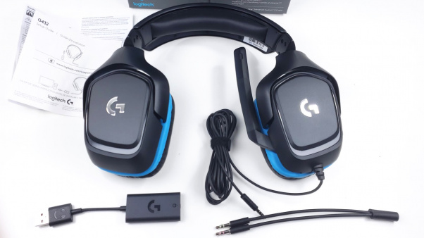 Logitech Just Announced the G432 and G935 Headsets