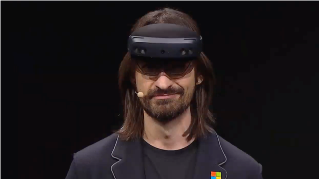 Microsoft Announced HoloLens 2, Next Generation Mixed