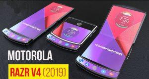 Motorola Foldable RAZR V4