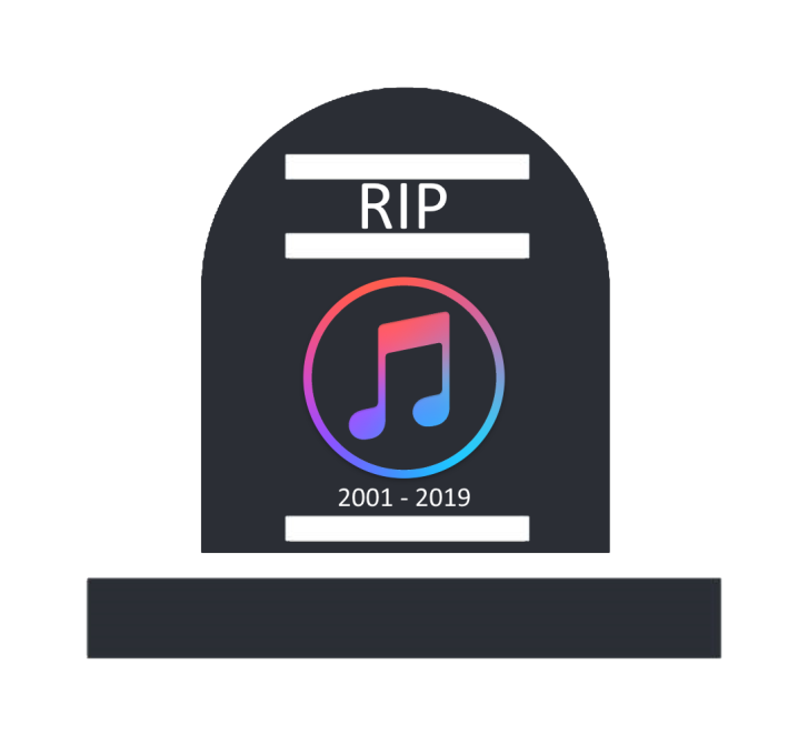 Apple Finally Discontinues iTunes - Gadget Gram