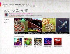 Zune HD 3D Games