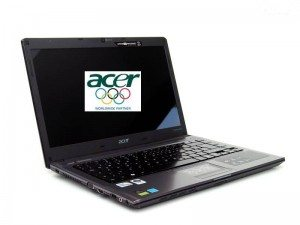 Acer Olympic Notebook