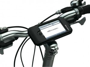 BioLogic ReeCharge with iPhone Mount