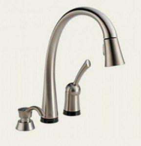 Delta Touch Faucet 2