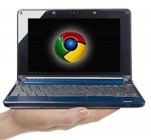 Google Chrome OS Netbook
