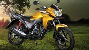Honda CB Twister 110cc