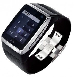 LG GD910 Watch Cell Phone2