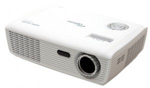Optoma HD66 First 3D-Ready HD Home Theater Projector