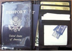 RFID Blocking Passport Billfold 2