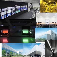 Sharp Sakai City New LCD Factory