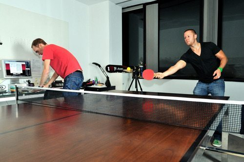 Table and Tennis 2