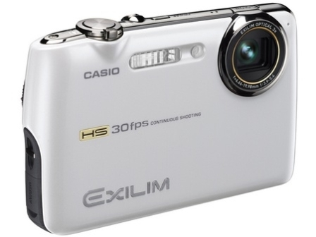 Casio Exilim EX-FS10S Golf Swing Analyzing Digital Smart Camera 2