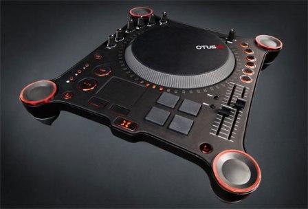 EKS Otus RAW _ highly configurable DJ tool