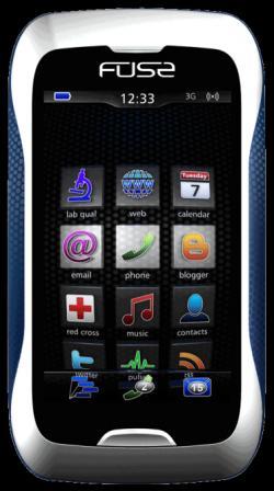 Synaptics Fuse Smartphone Concept 2