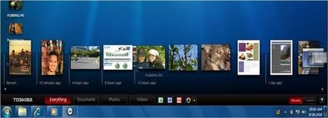 Toshiba ReelTime Software