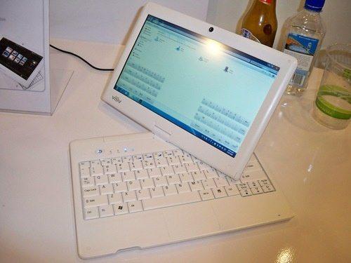 Viliv S10 BLADE Netbook Tablet