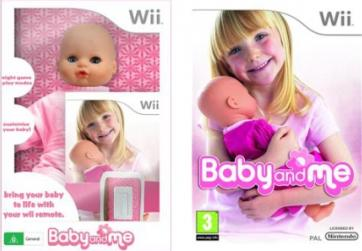 Wii Baby and Me