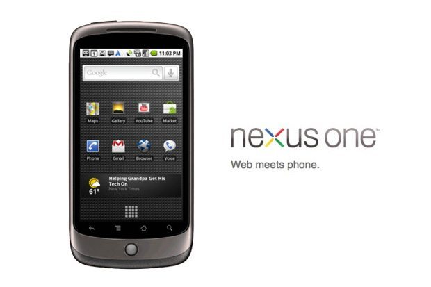 Google Nexus One Over-The-Air-Software Update 2