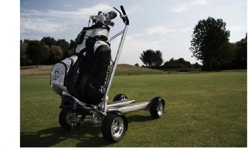 Leev Mantys Electric Vehicle Golf Cart Caddy