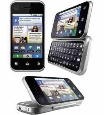 Motorola BACKFLIP 4