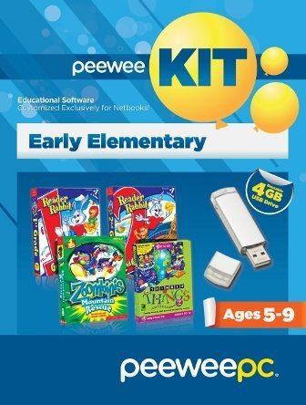 PeeWee PCs PeeWee Kit -Software For a Kid-Friendlier PC