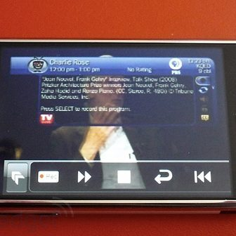 Slingplayer Mobile 3G for ATT iPhone 2