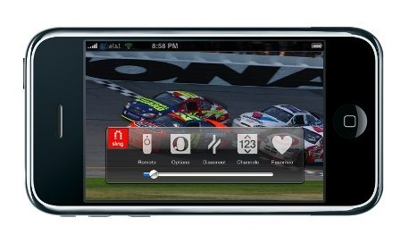 Slingplayer Mobile 3G for ATT iPhone