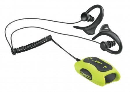 Speedo Aquabeat waterproof MP3 player 2