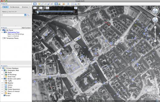 WWII Imagery On Google Earth 3