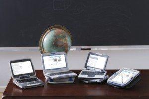 Intel Covertible Classmate PC Design for Kids 3