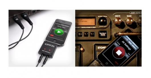 Line 6 MIDI Mobilizer -First MIDI Interface for the iPhone