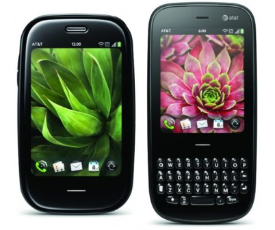 Palm Pre Plus and Palm Pixi Plus Headed to AT&T