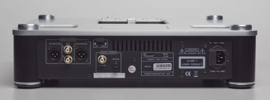 Vincent C-60 CD Player 2