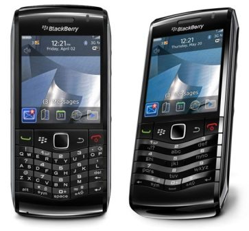 Blackberry Pearl 3G Intros with Two Keypad Options
