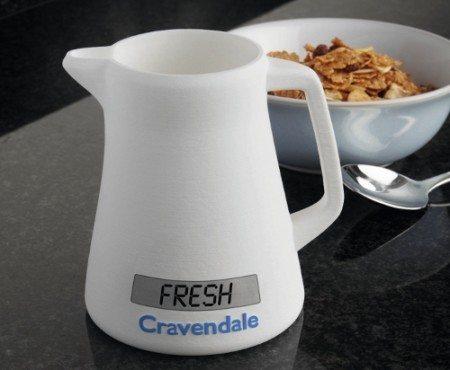 Cravendale Milk Jug Tells You When Milk Gets Sour