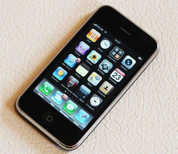 Jailbroken iPhone 3G With iPhone OS 4.0 Runs Multitasking