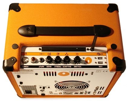 Orange Amps launches the All-in-one computer amplifier speaker _ The OPC 3