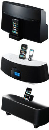 Pioneer First line of Audio Video Docks for iPhone