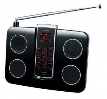 Sanyo's Xacti Sound Recorder