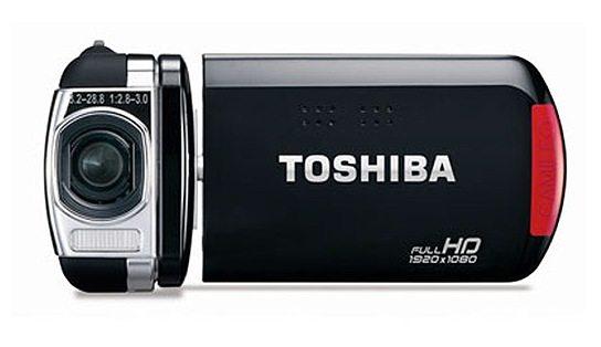 Toshiba_s New Camileo SX900 Camcorder