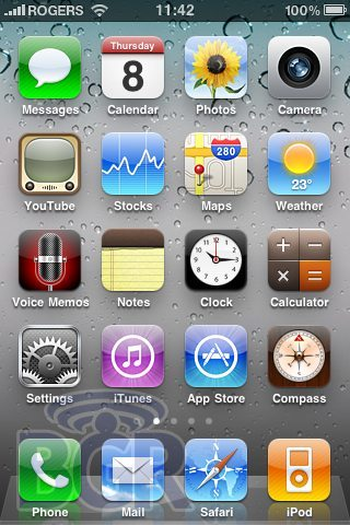 iPhone OS 4 0 Updates and Advancements 2
