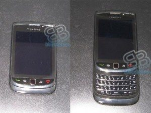 AT&T BlackBerry Bold 9800 Slider Set for June