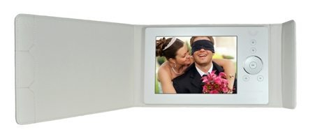 Digital Foci Ships Digital Photo Book in Elegant Pearl White for Weddings 2
